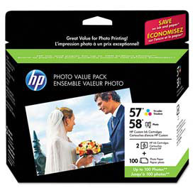 HP® Genuine Inkjet Inks & Cartridges