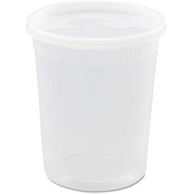 Microwavable Container & Lid Combo Pack