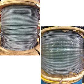 Galvanized Aircraft Cables