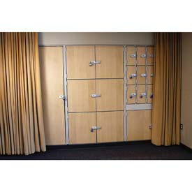 Wenger UltraStor™, Wood Locker Cabinets