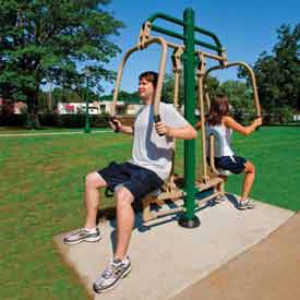 Upper Body Exercise Equipment