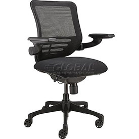 Interion® Ergonomic Mesh Chair
