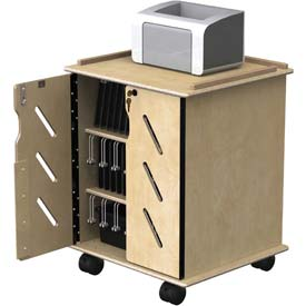 Jonti Craft Laptop/Tablet Charging Cart