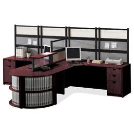 Harmony Collection -  Laminate Workstation Collection