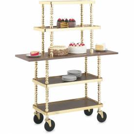 Vollrath Food Trolley Carts