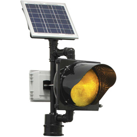 Tapco® BlinkerBeacon™ Solar Flashing LED Beacons