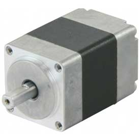 High-Torque Round Shaft Stepper Motors