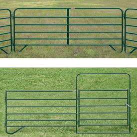 Behlen Country® 20 Gauge Steel Utility Corral & Entrance Panels
