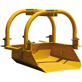 3-Point Tractor Implement Dirt Digger Scoops
