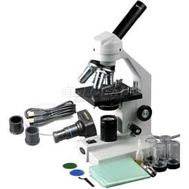AmScope High School High Power Microscopes