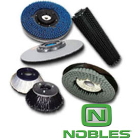 Nobles - Brushes & Pad Drivers