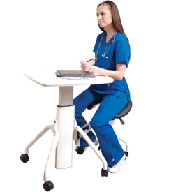 RightAngle™ - VerSIT™ - Point of Care Mobile Workstation