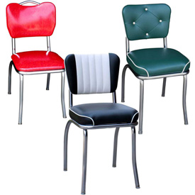 Richardson Seating - Retro Restaurant Chairs