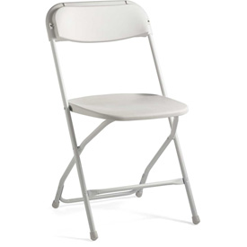 Samsonite - Plastic Folding Chairs