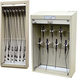 Harloff Scope & Probe Storage Cabinets