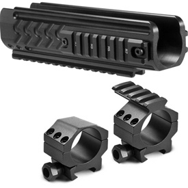 Firearm Shooting Accessories & Tactical Gear