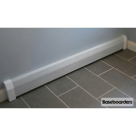 Hydronic Steel Baseboard Covers