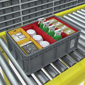 Akro-Mils® Stacking Multi-Load Tote