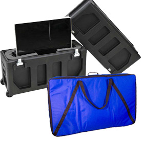 AV Flat Screen and Display Panel Cases