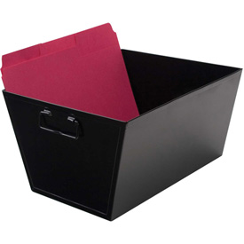 Advantus® Steel Letter/Legal File Bins