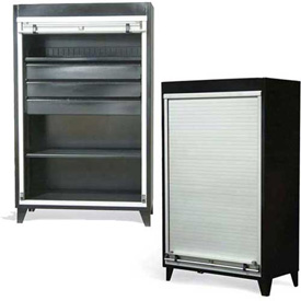 Strong Hold® All-Welded Roll-Up Door Cabinets