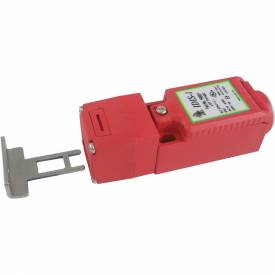 IDEM Tongue Interlock Safety Switch Angled Act