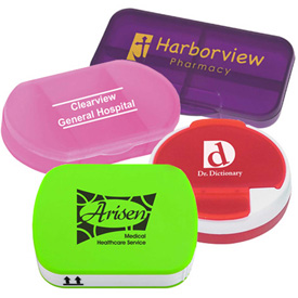 Promotional Pill Holders