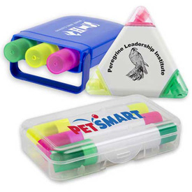 Promotional Multi-Color Highlighters