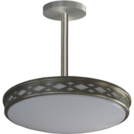 LED Semi Flush Mount Fixtures