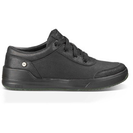 Men's Footwear / Lace-Up / Canvas / Natural Low