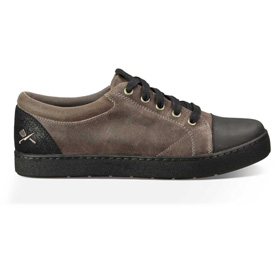 Men's Footwear / Lace-Up Sneaker / Suede / Maverick