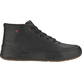 Men's Footwear / Lace-Up High-Top / Leather / Natural