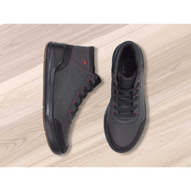 Men's Footwear / Lace-Up High-Top / Canvas / Natural