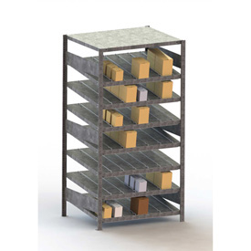 Meta Storage Boltless Inclined & Feeder Racks