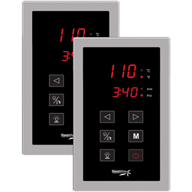 SteamSpa Control Panels & Kits