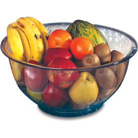 Araven Clear Polycarbonate Serving Bowls