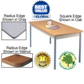 Allied - All Purpose Tables - Square & Radius Edge