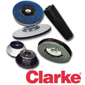 Clarke - Brushes & Pad Drivers