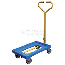 Vestil Plastic Dolly with Handle