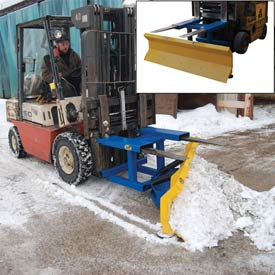 Fork Truck Snow Plows