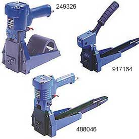 Carton Staplers & Replacement Staples