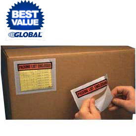 Packing List Enclosed Shipping Envelope