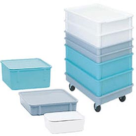 Molded Fiberglass Fiberglass Stacking Boxes