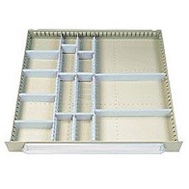 Lyon Modular Drawer Unit Divider Kit NF240P89 - 16 Compartment
