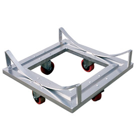 Vestil Portable Aluminum Cradle Cart