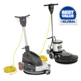 Global™ Floor Burnishers