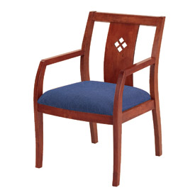 KFI - Classic Wood Guest Chairs