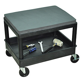 Luxor® Mobile Mechanics Stool
