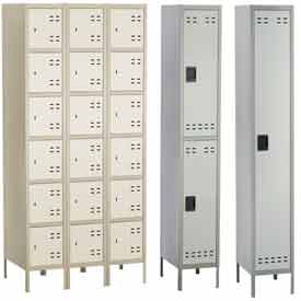 Standard Steel Office Lockers