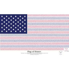 Annin® - September 11 Flag Of Honor / Flag Of Heroes
